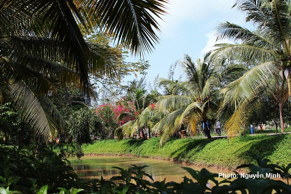 Một góc làng Hòa An xưa