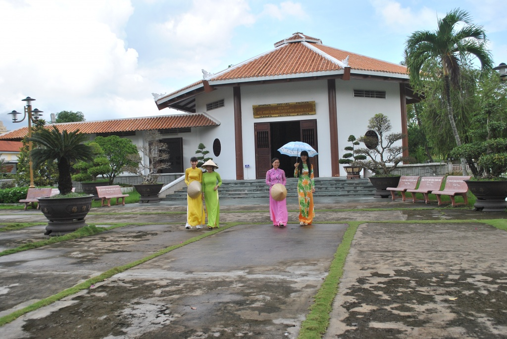 Đền thờ cụ Phó bảng Nguyễn Sinh Sắc