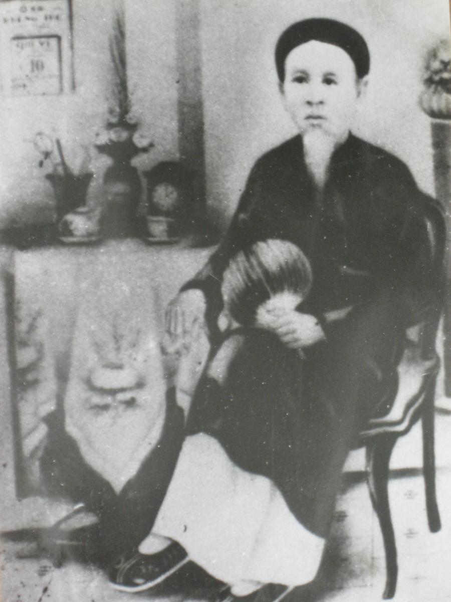 Ông Lê Văn  Đáng- Người  bạn tâm giao của cụ Nguyễn Sinh Sắc ở Hòa An