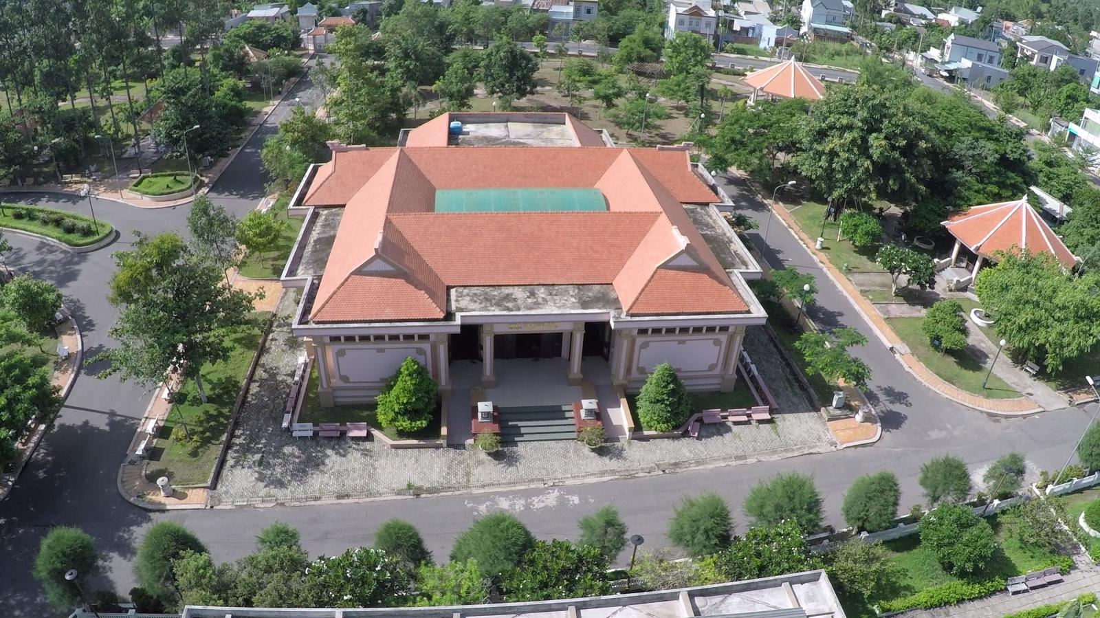 Nhà trưng bày cụ Nguyễn Sinh Sắc