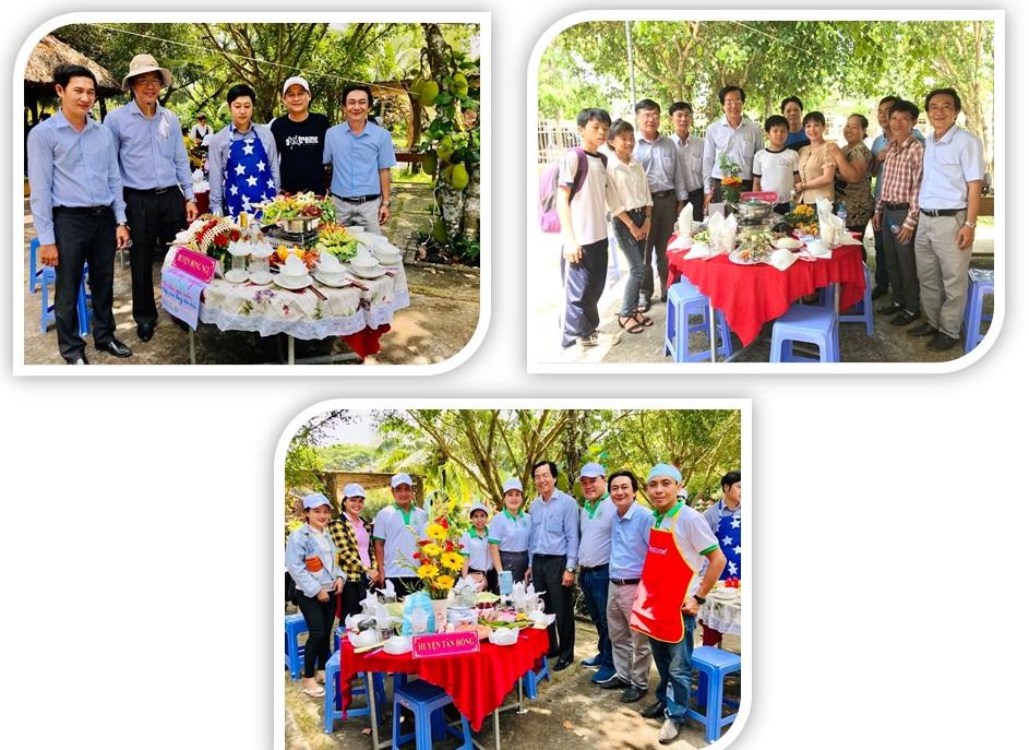Các hoạt động tại lễ giỗ lần thứ 90 của Cụ Phó bảng Nguyễn Sinh Sắc