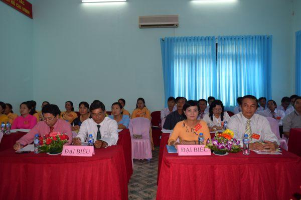 Đại hội Công đoàn cơ sở Khu di tích Nguyễn Sinh Sắc    nhiệm kỳ 2017 – 2022