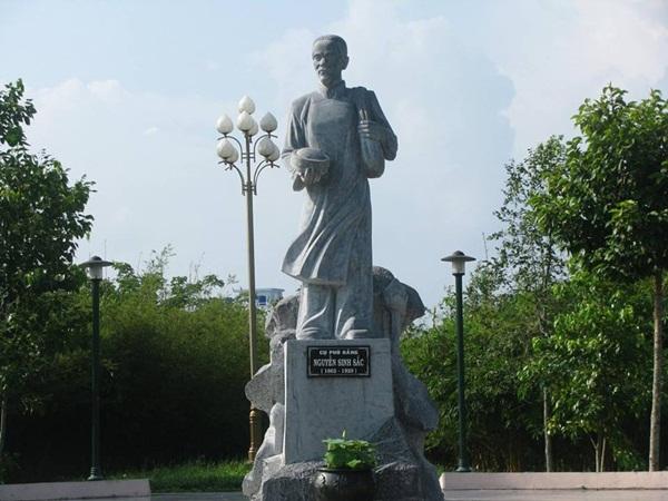 Cuộc đời và sự nghiệp cụ Phó bảng Nguyễn Sinh Sắc