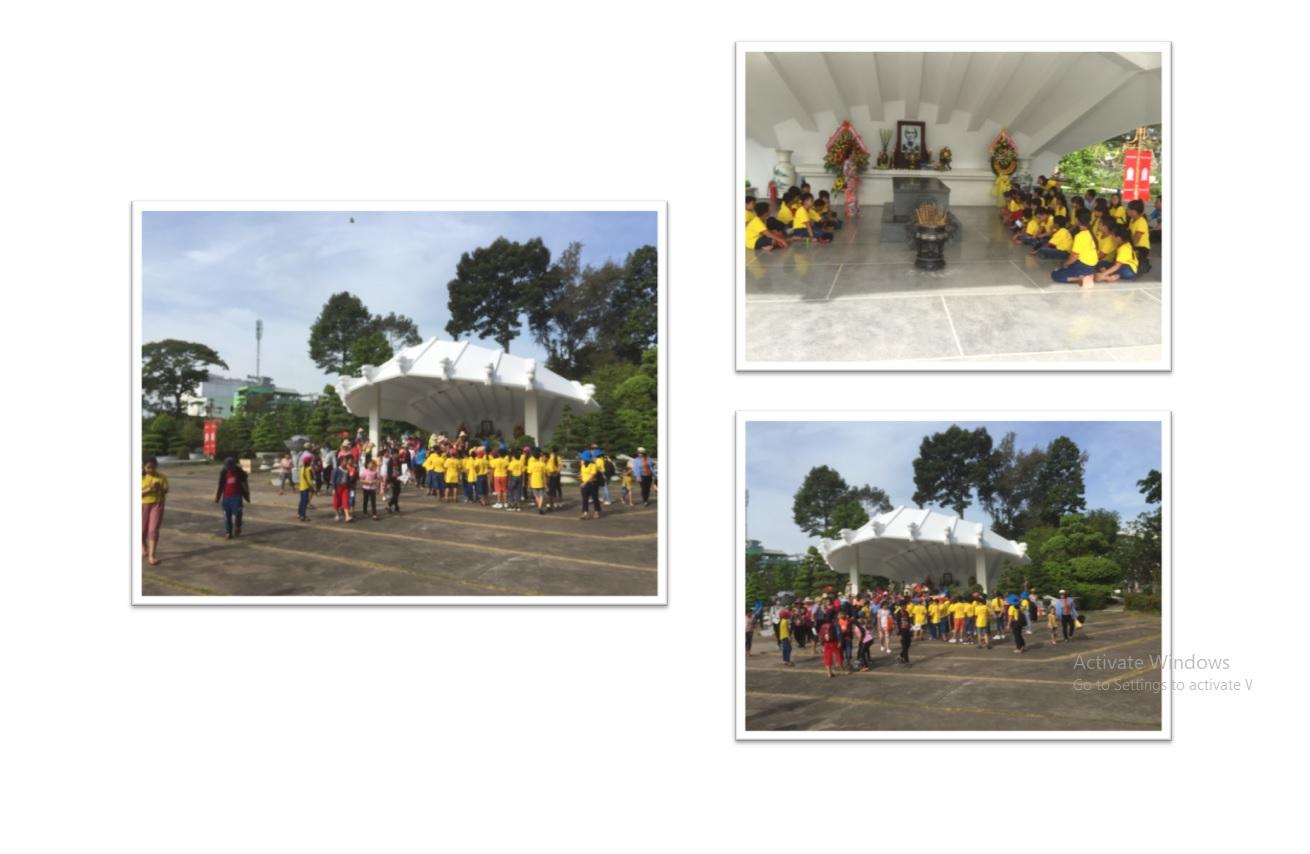 Tổ chức hoạt động chào mừng kỷ niệm 44 năm ngày Miền Nam hoàn toàn giải phóng thống nhất đất nước (30/4/1975-30/42019) và 133 năm ngày Quốc tế lao động (01/5/1886-01/5/2019)