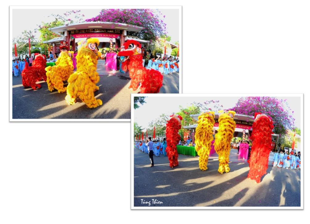 Chùm ảnh các hoạt động tại lễ giổ lần thứ 90 của cụ Phó bảng Nguyễn Sinh Sắc