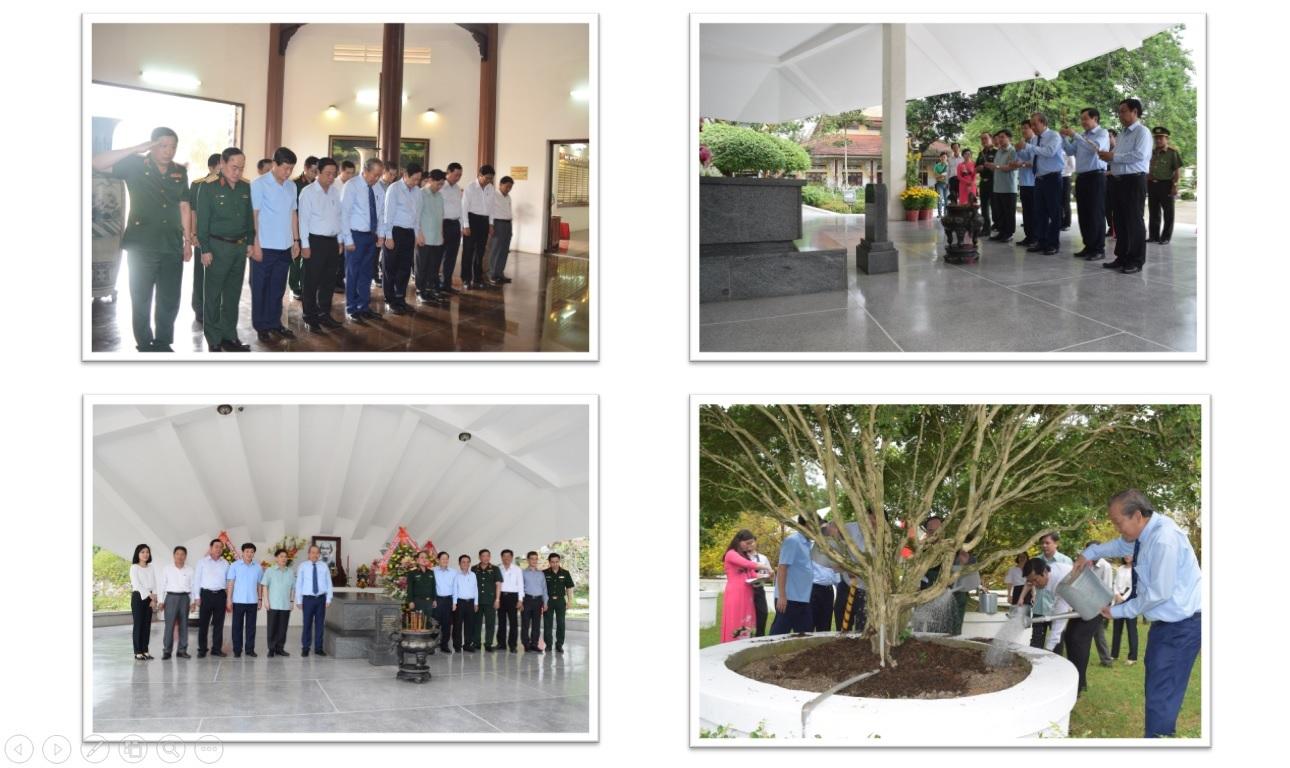 Khu Di tích Nguyễn Sinh Sắc đón trên 16000 lượt khách tham quan trong dịp Tết Nguyên đán Kỷ Hợi năm 2019