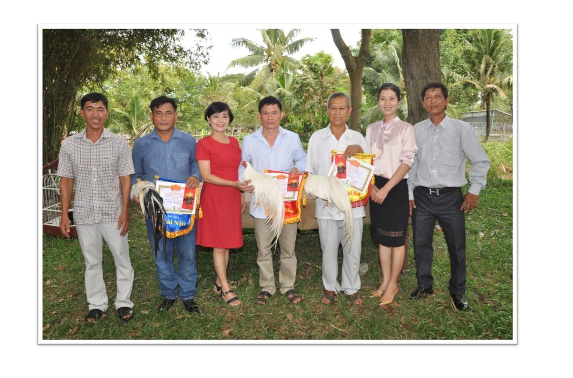 Hội thi chọi gà Nghệ thuật diễn ra vào Mùng 4 Tết tại Khu Di tích Nguyễn Sinh Sắc